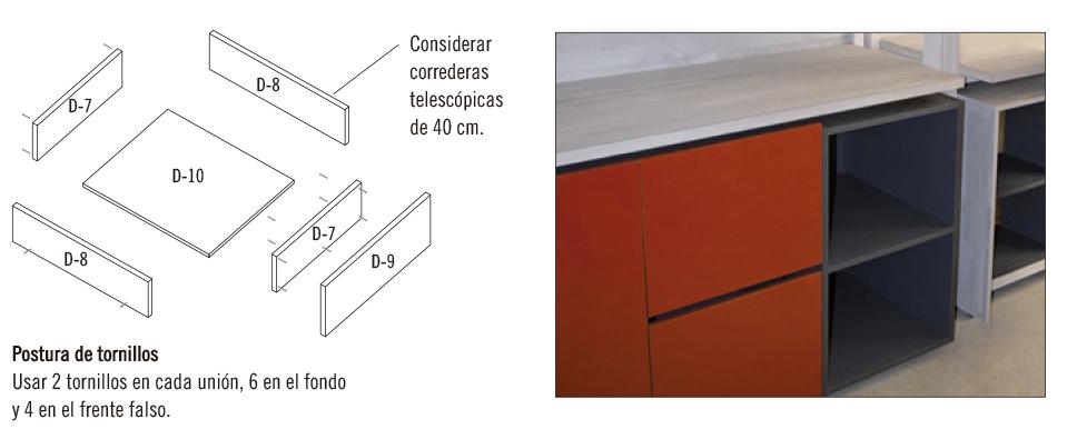 Galería de ¿Cómo construir una cocina modular? (Parte 2) - 34