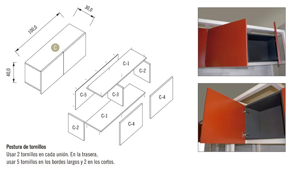 Galería de ¿Cómo construir una cocina modular? (Parte 2) - 4