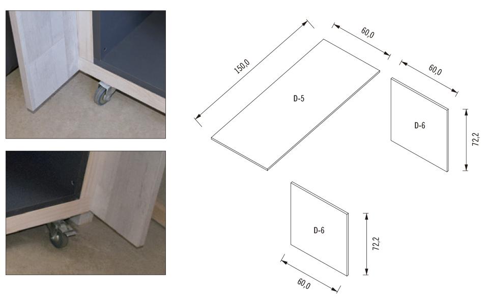 Galería de ¿Cómo construir una cocina modular? (Parte 2) - 15