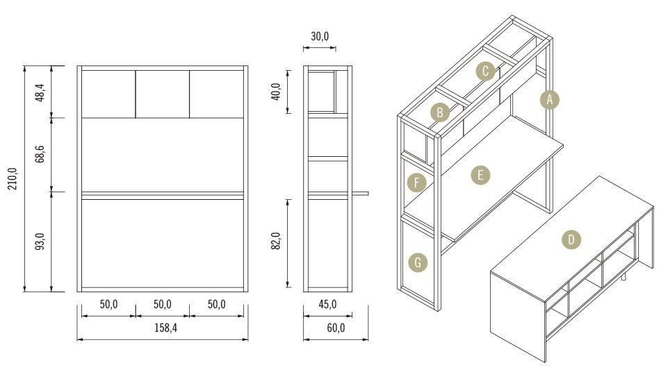 Galería de ¿Cómo construir una cocina modular? (Parte 2) - 38