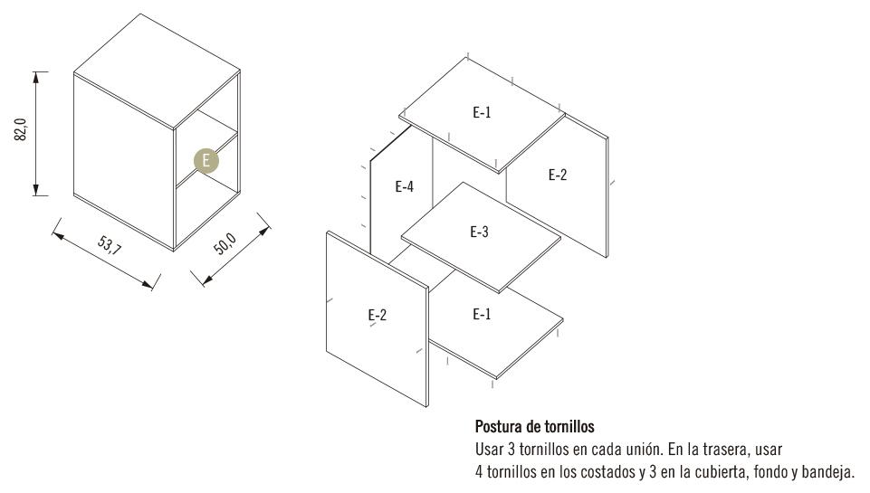 Galería de ¿Cómo construir una cocina modular? (Parte 2) - 35