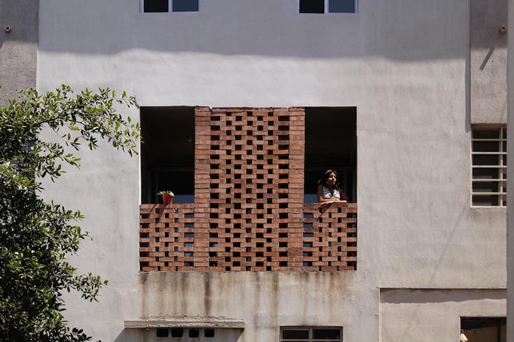 Projeto de ampliação de uma das residências incrementais do ELEMENTAL, Cortesía de ARKRAFT Studio
