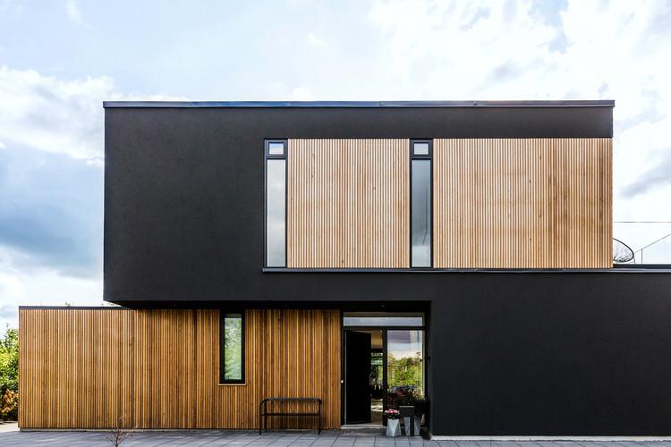 Villa S / N+P Architecture, © Andreas Mikkel Hansen
