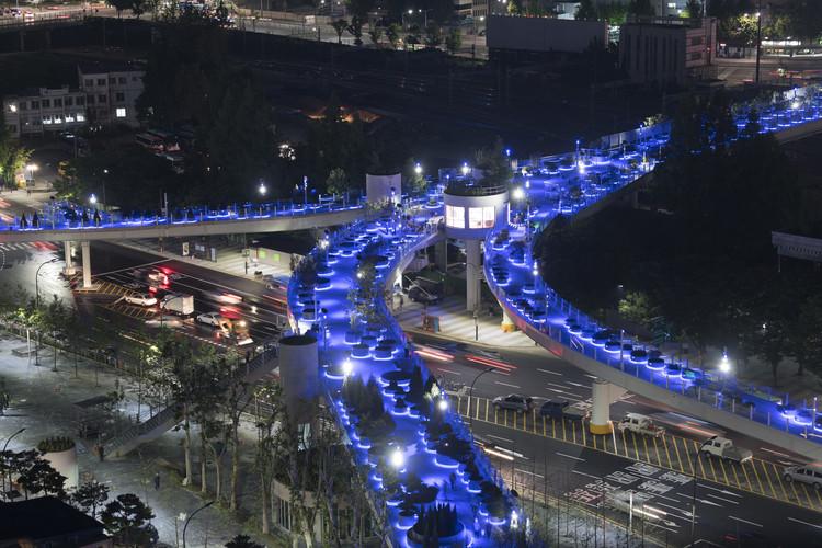 MVRDV's Skygarden, a Transformed 983-Meter Former Highway, Opens in Seoul, © Ossip van Duivenbode
