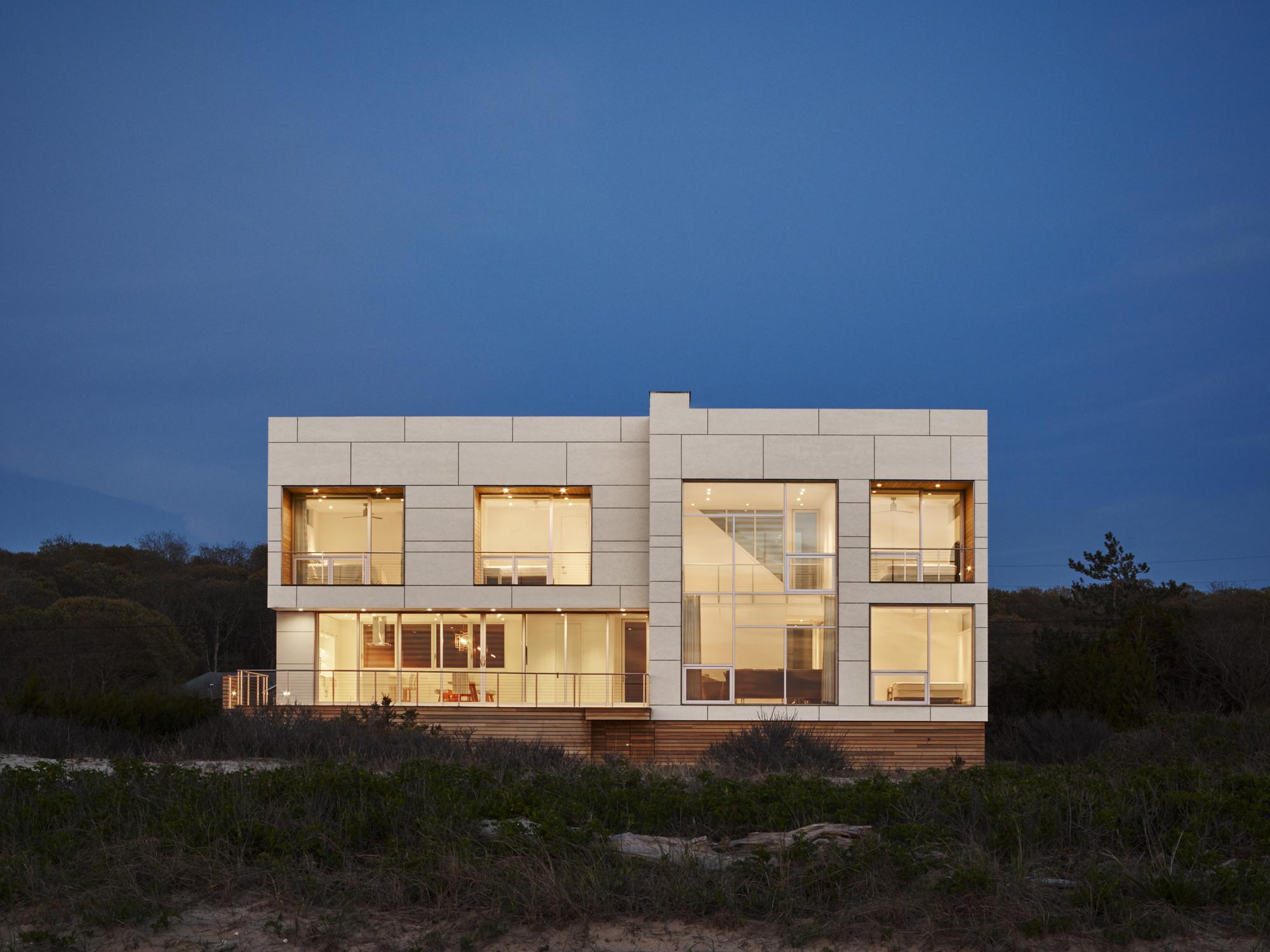gallery of north sea berg design architecture 3. Black Bedroom Furniture Sets. Home Design Ideas