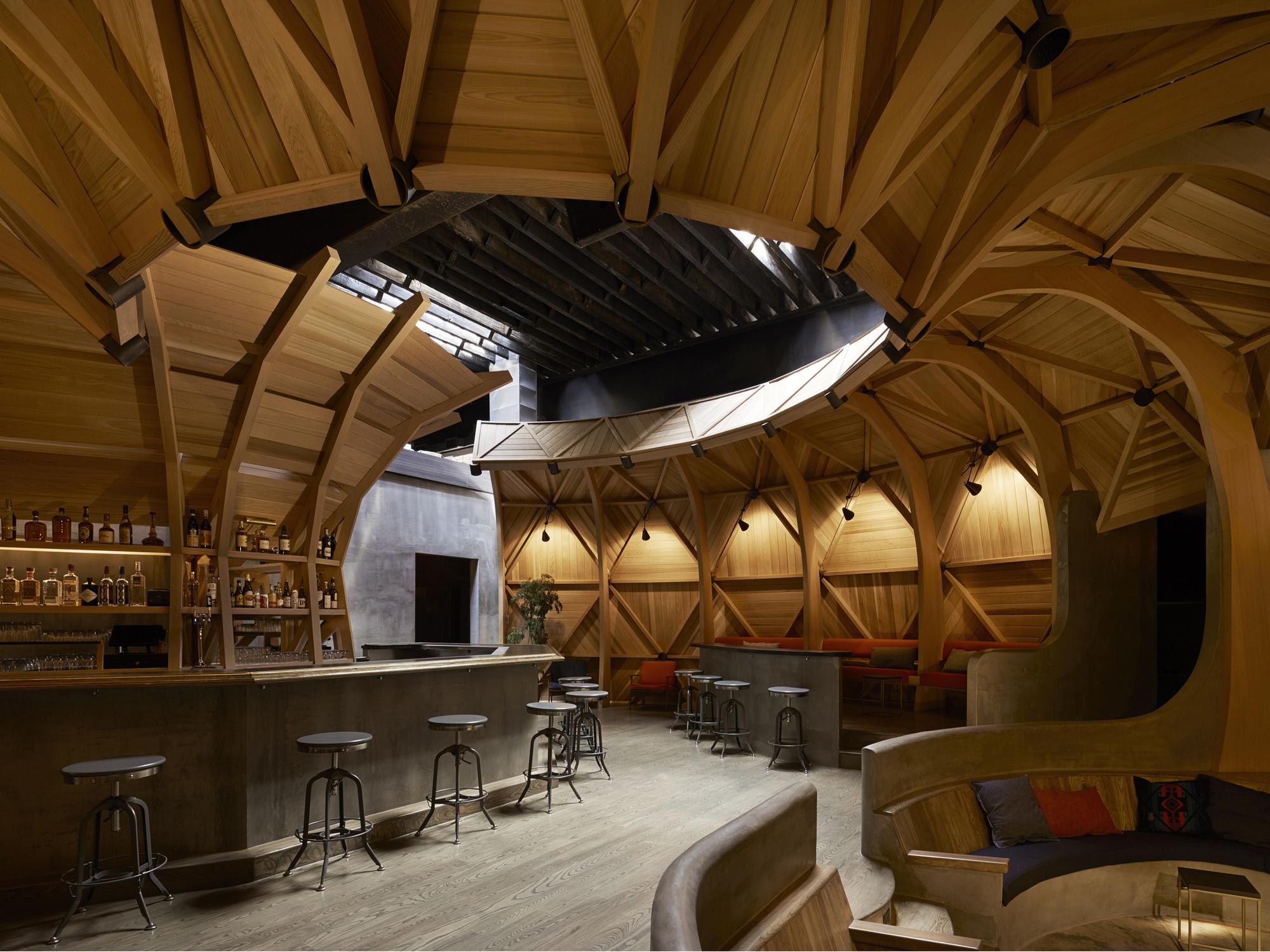 Kinfolk Berg Design Architecture Archdaily