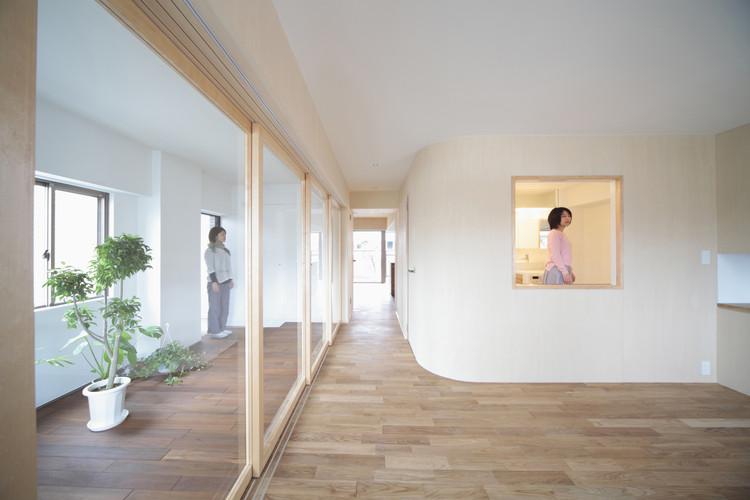 Casa en Midorigaoka / Camp Design, © HATTA