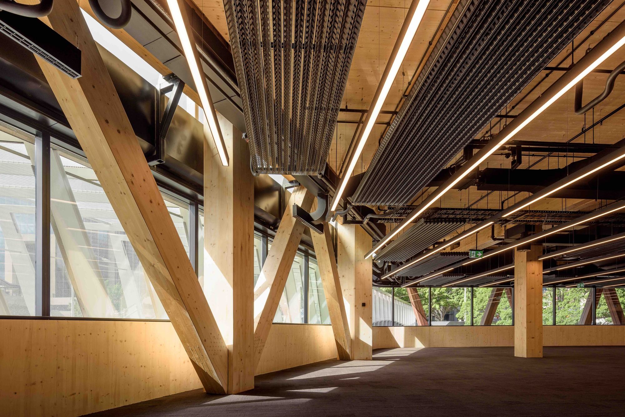 Interior Column Designs Gallery Of International House Tzannes 8