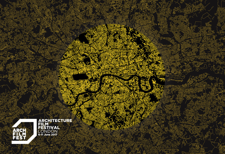 ArchFilmFest: London's First Festival of Architectural Film, ArchFilmFest takes place during The London Festival of Architecture which runs 1-30 June 2017.