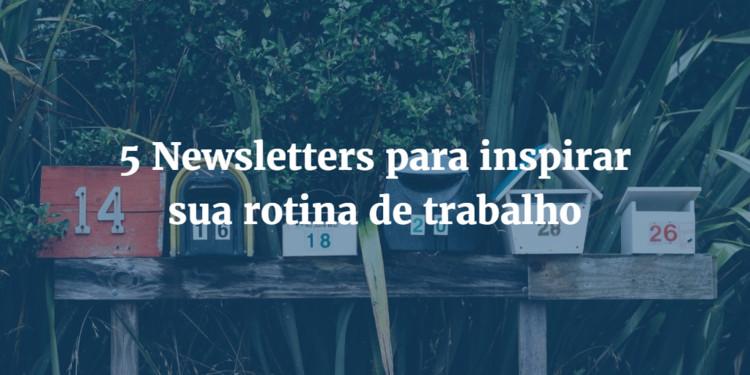 5 Newsletters para inspirar sua rotina de trabalho, Foto via Visualhunt