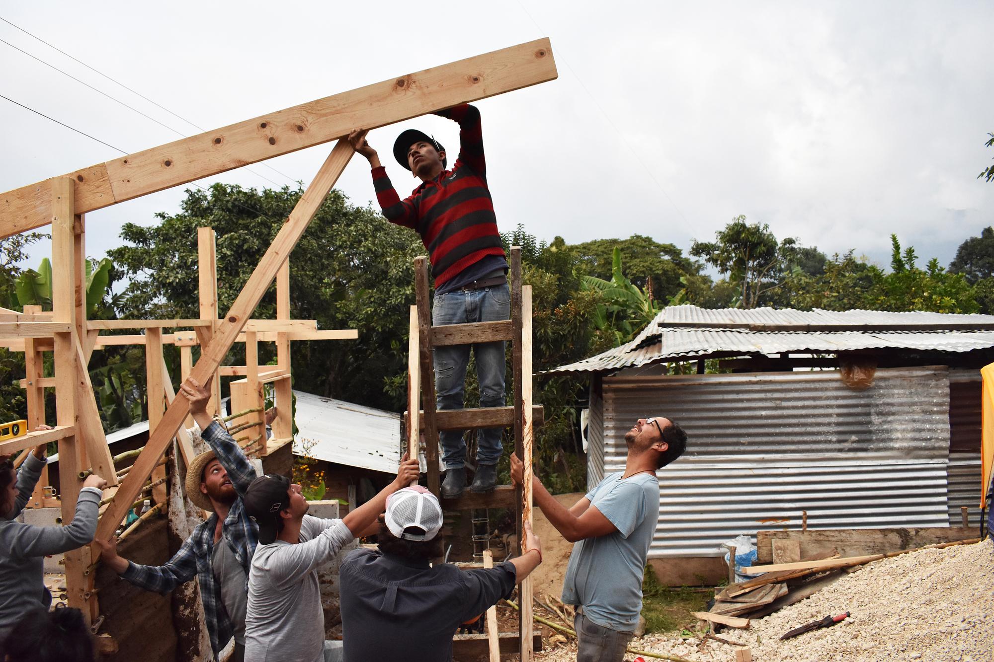Galer a de taller universitario realiza proyectos para la - Proyectos de construccion de casas ...
