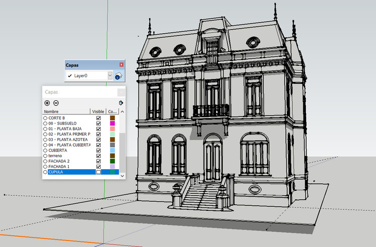 How To Improve Your SketchUp Skills | ArchDaily