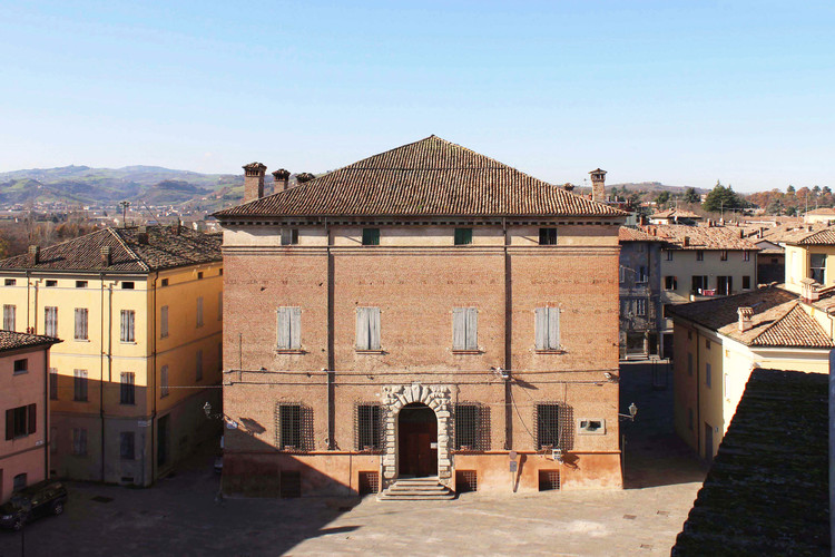 VAA Summer School, Vignola Archives of Architecture - Palazzo Contrari Boncompagni