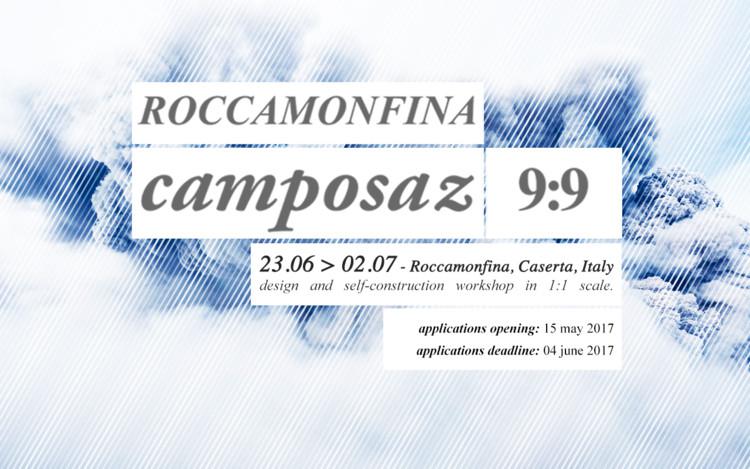 Camposaz 9:9 Roccamonfina 2017