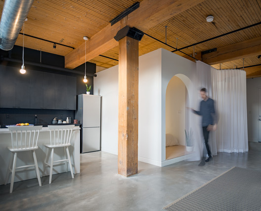 Broadview Loft  / Studio AC