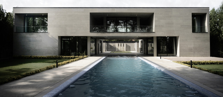 Villa-Safadasht / Kamran Heirati Architects, © Ali Daghigh