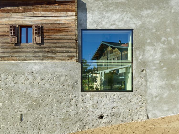 Reynard/Rossi-Udry House / Savioz Fabrizzi Architectes, © Thomas Jantscher