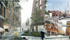 Gothenburg to Realise Henning Larsen's Mixed-Use Urban District