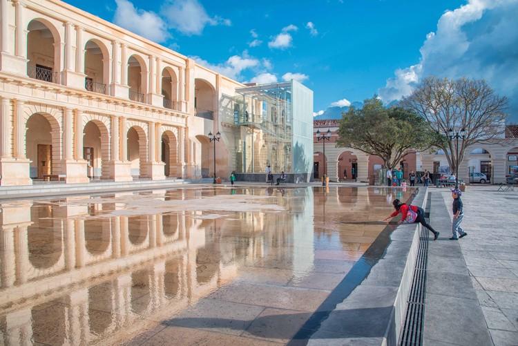 La Restauración del Antiguo Palacio Municipal de San Cristóbal de Las Casas gana el premio a la excelencia en proyecto otorgado por el CNU, © Rodrigo Pardo