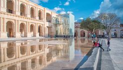 La Restauración del Antiguo Palacio Municipal de San Cristóbal de Las Casas gana el premio a la excelencia en proyecto otorgado por el CNU