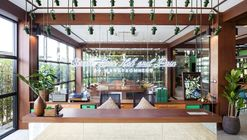 Modern Sampran Wangprom Office  / Apostrophy's