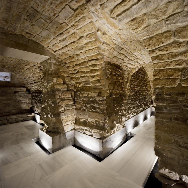 Sede Museo Arqueológico de Porcuna / Pablo Millán, © Javier Callejas Sevilla