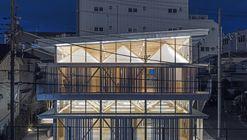 Substrate Factory Ayase / Aki Hamada Architects
