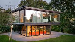 A Garden Pavilion in Zurich / Oliv Brunner Volk Architekten