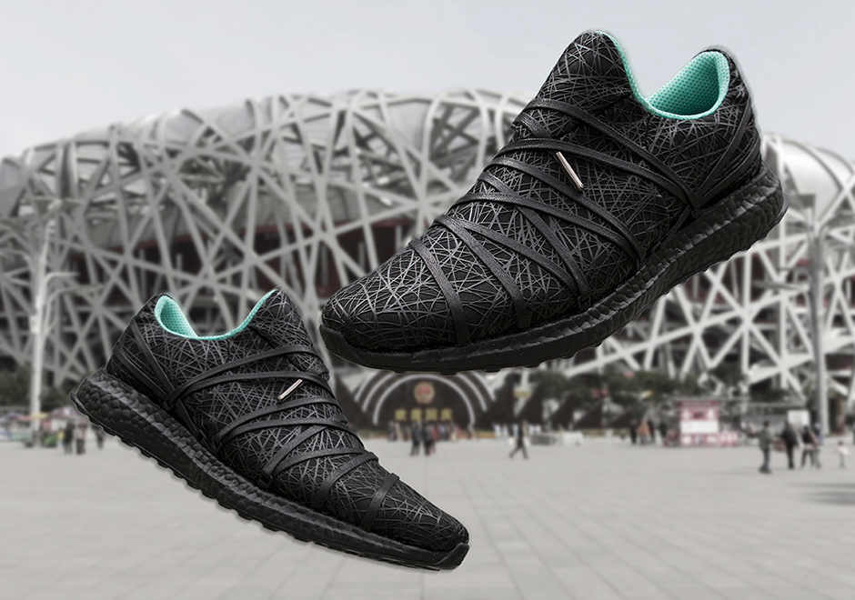 85371bdaed4 KXIV Designs Adidas Ultraboost Sneakers Inspired by Herzog & de ...