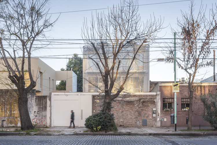 Casa Holmberg  / Estudio Borrachia, © Fernando Schapochnik