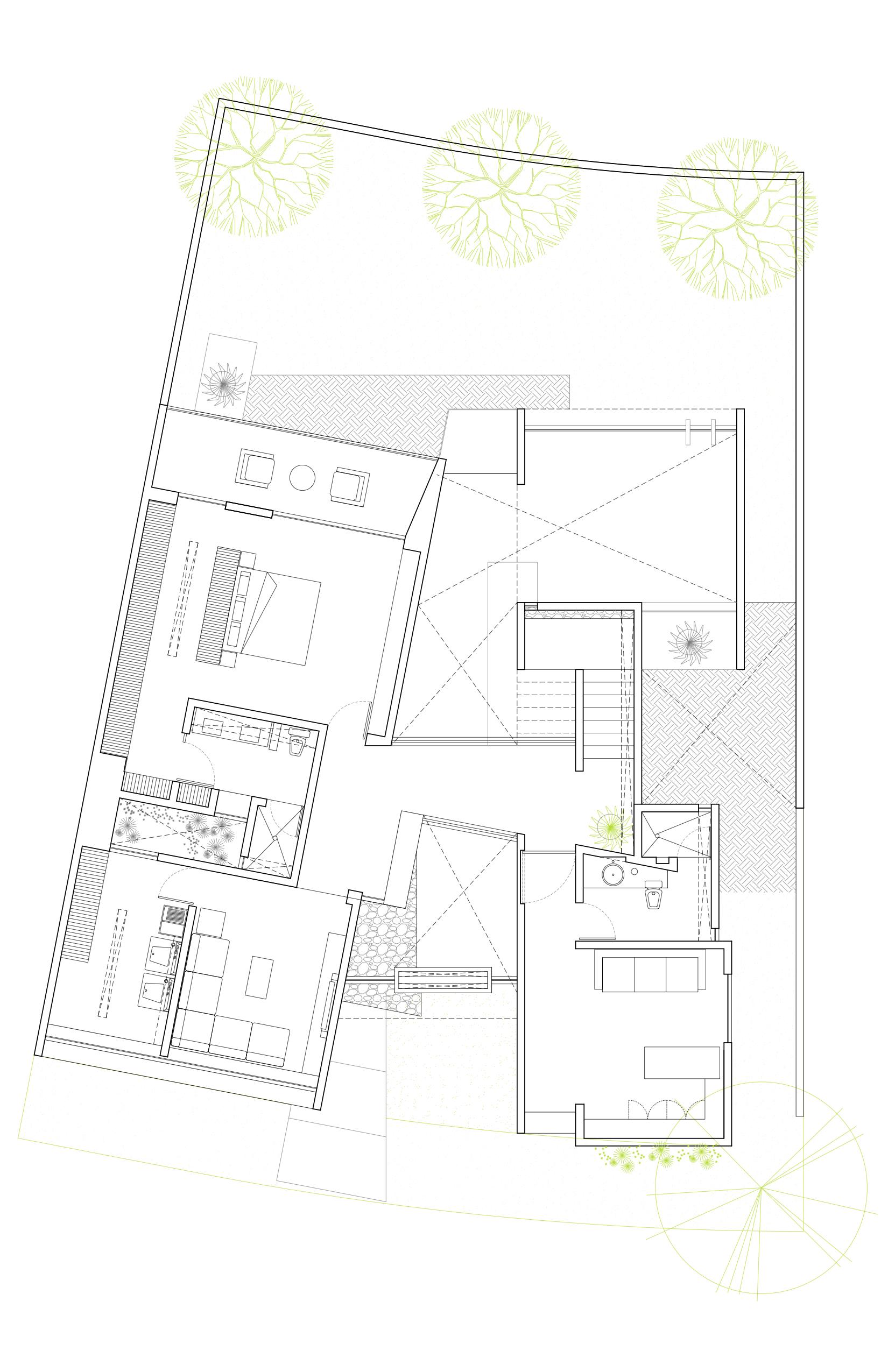 Galer a de casa r p adi arquitectura y dise o interior 21 for Arquitectura y diseno interior