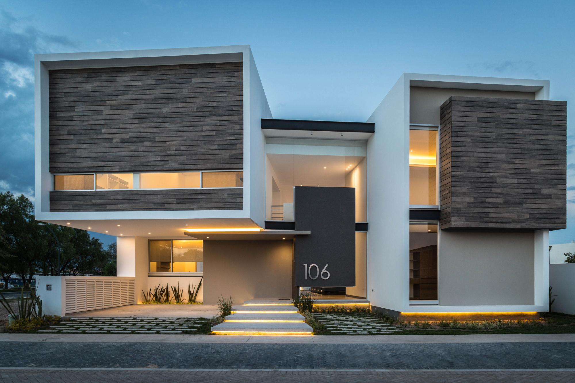 Galer a de casa r p adi arquitectura y dise o interior 8 for Arquitectura y diseno interior