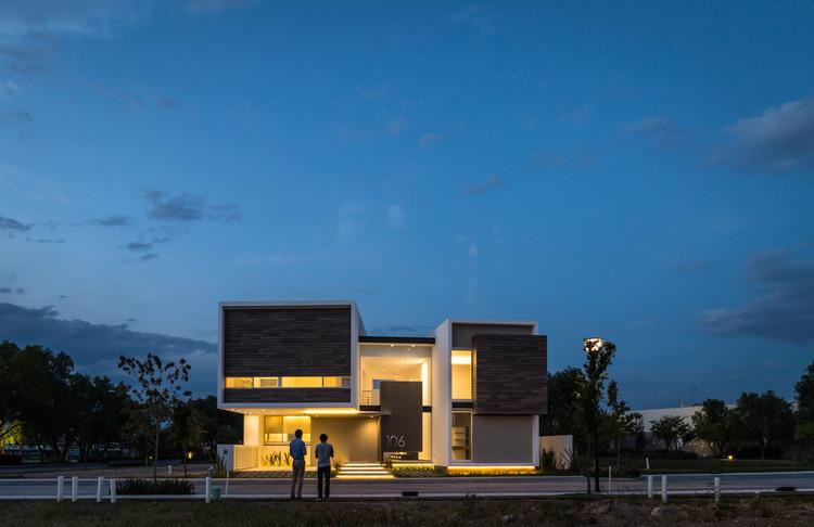CASA R+P / ADI Arquitectura y Diseño Interior, © Oscar Hernandez