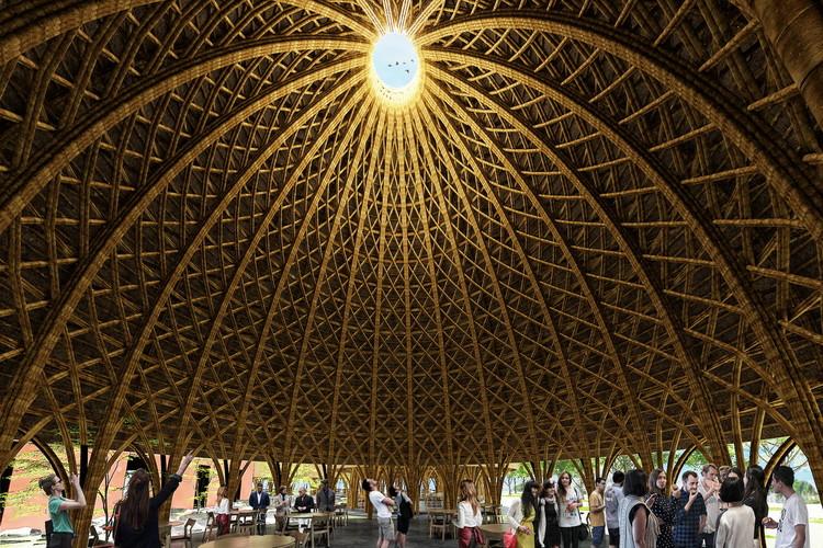 VTN Architects comienza la construcción de 5 cúpulas ceremoniales en Son La, Cortesía de VTN Architects