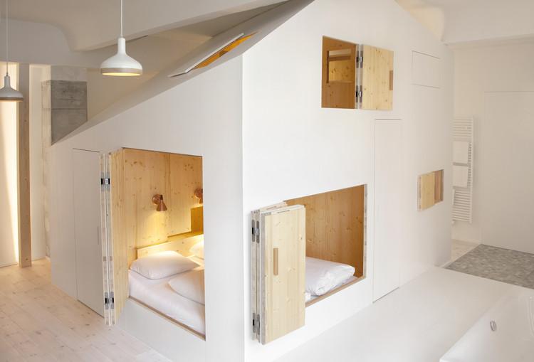 Michelberger Hotel, Room 304 / Sigurd Larsen, © Rita Lino