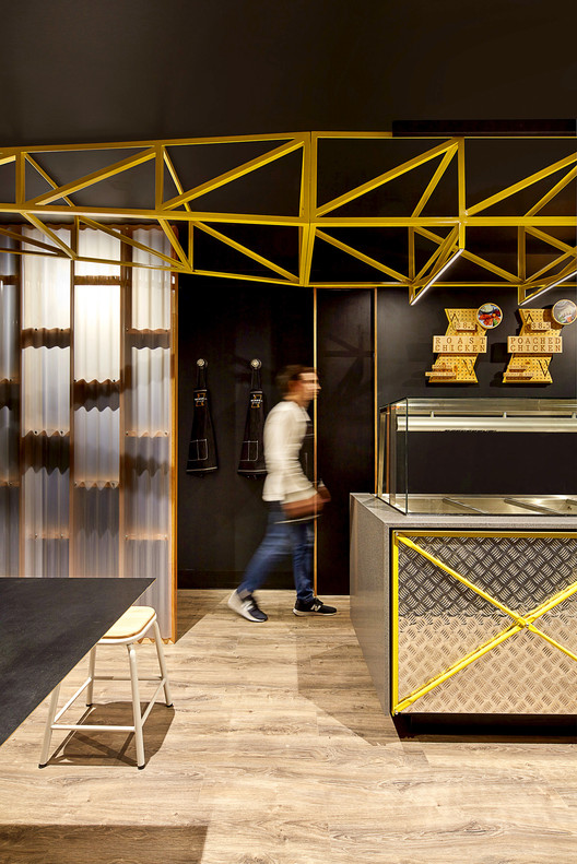 KLANG & CO. Asian Food Depot  / PNEU Architects, © Jack Lovel