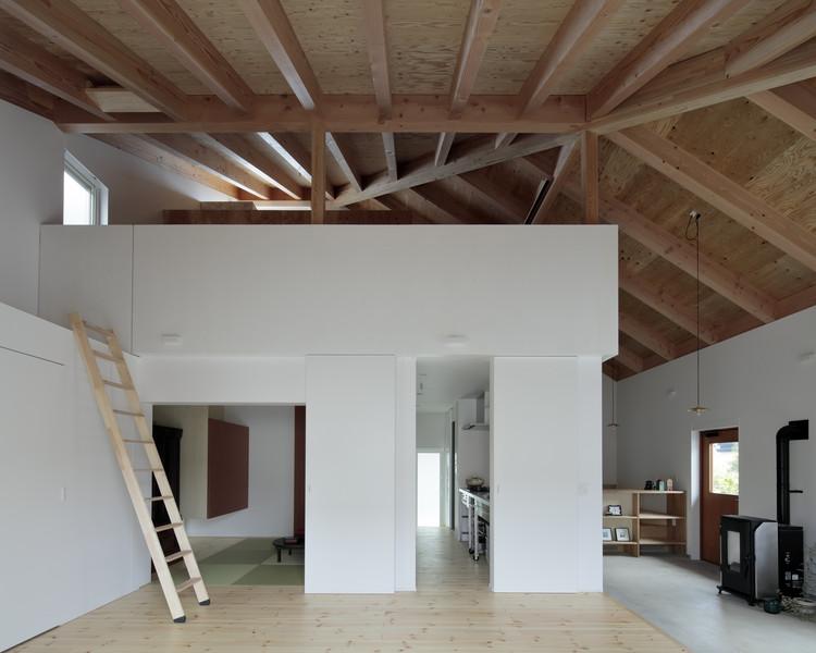 MU  / Ikeda Yukie Ono Toshiharu Architects, © Koichi Torimura