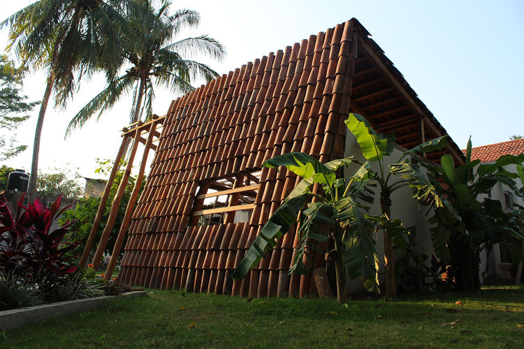 Casa Jalapita / DAFdf arquitectura Y urbanismo, © Marina Pineda