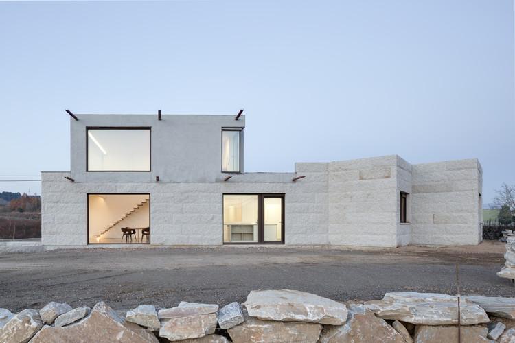 VMS House / Marcos Miguelez, © Antonio Vazquez
