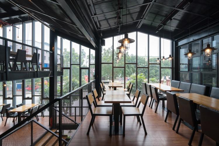 Nhà hàng Crabsark & Crawfish Restaurant  / TNT architects, © Triệu Chiến