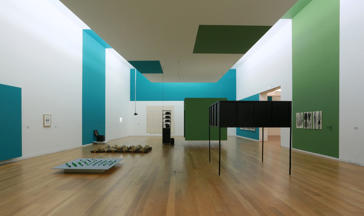 Serralves Collection: 1960-1980 / COR Arquitectos, © atelier XYZ