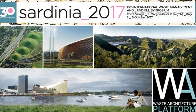 Waste Architecture at Sardinia 2017 Symposium