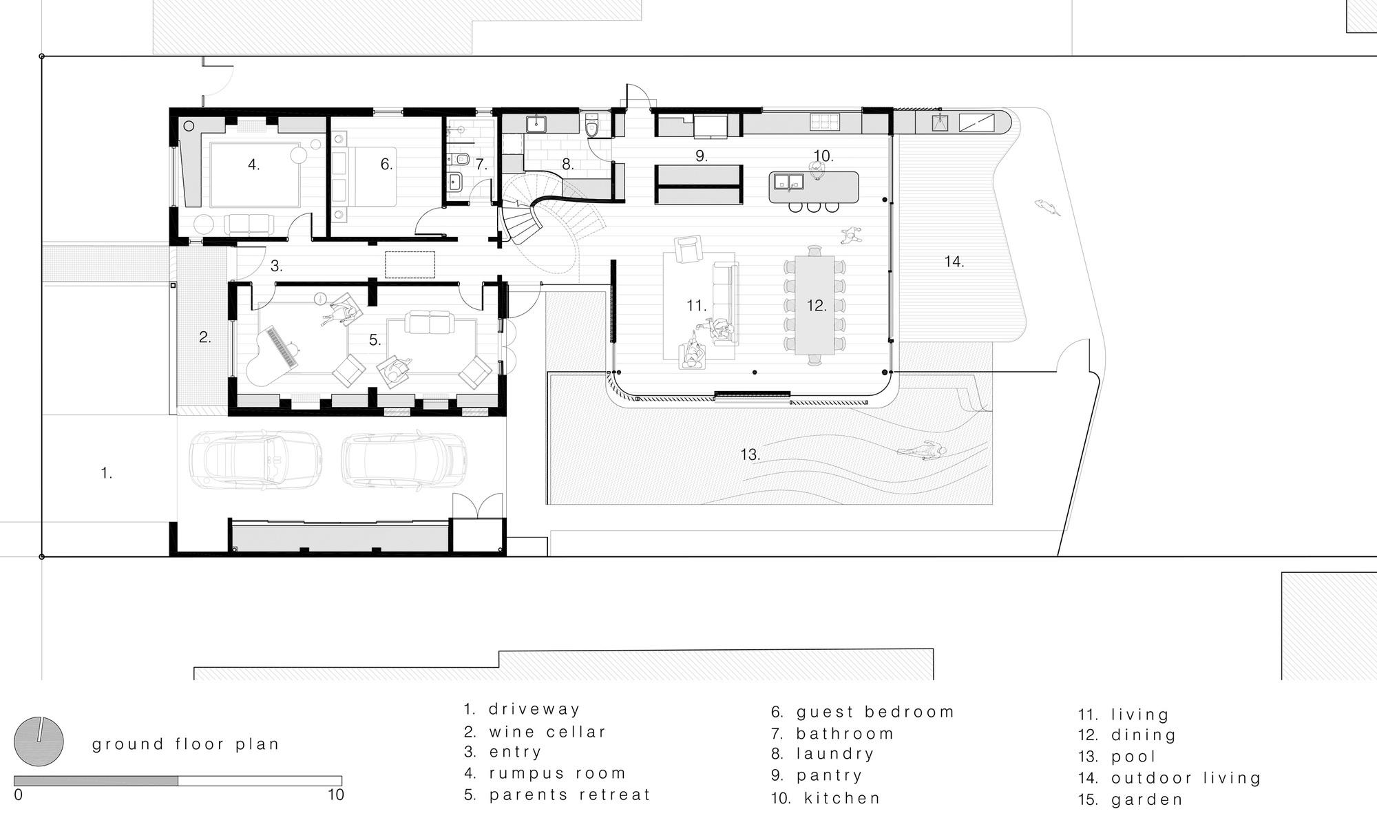 Trend Ground Floor Plan