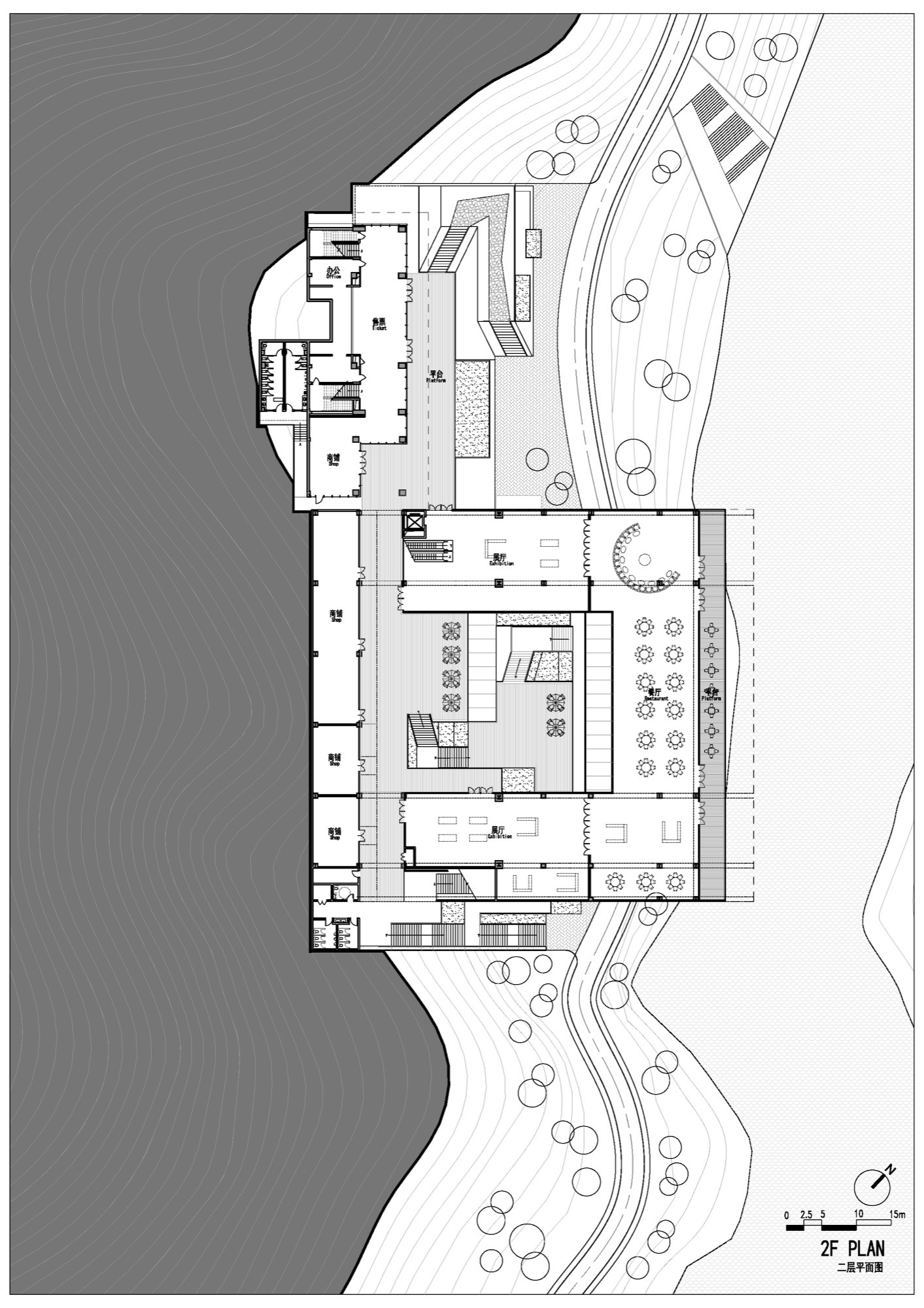 Gallery of Qiandao Lake Cable Car Station / Archi-Union Architects - 22
