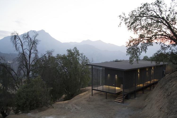 Casa MAJO / Enzo Sartori, © Yordana Andaur