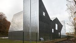 Sewage Treatment Plant of San Claudio / Padilla Nicás Arquitectos