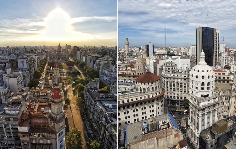 Miradores para conocer Buenos Aires desde arriba, © Leandro Grovas