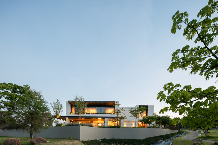 Casa Chaza / AE Arquitectos, © Lorena Darquea