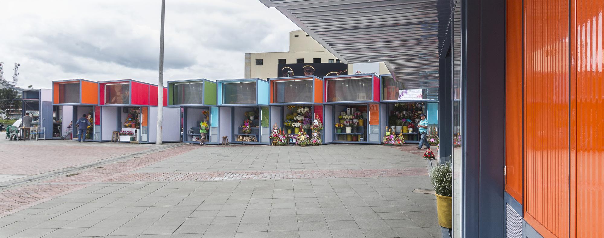 Diseño y arquitectura de Mercado   ArchDaily Perú 59c61c15ad