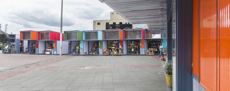 Mercado Flores 26 / Obraestudio, © Daniel Segura